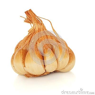 Smoked Garlic Cloves