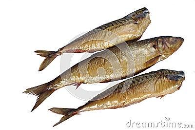 Smoked mackerel and kipper
