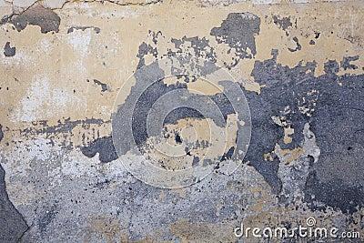 Smoked wall abstract