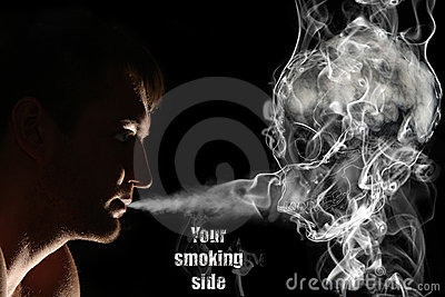 Smoker and death