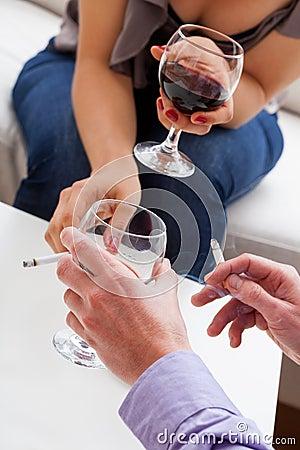 Smoking online dating