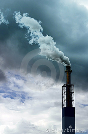 Free Smokestack Royalty Free Stock Photography - 20447