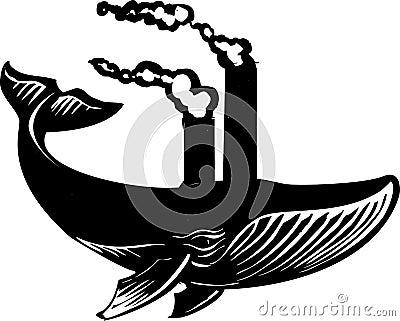 Smokestack Whale