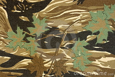 Smokey branch camouflage background