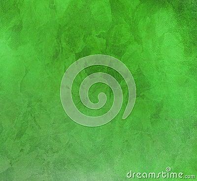 Smokey bright green background