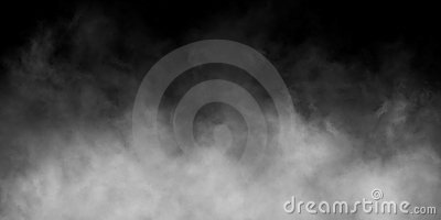 Smokey fog background
