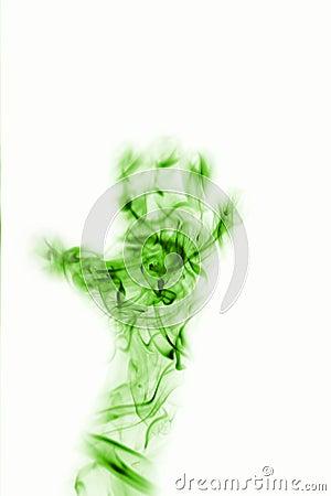 smokey hand