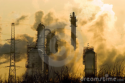 Smokey industry