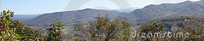 Smokey Mountain panorama