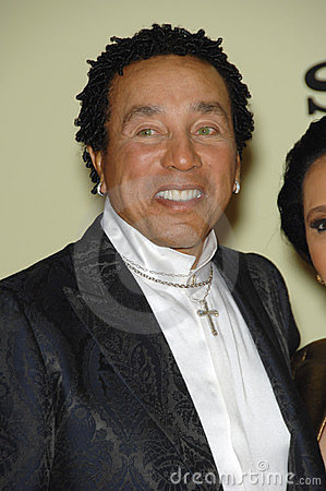 Smokey Robinson Editorial Photo