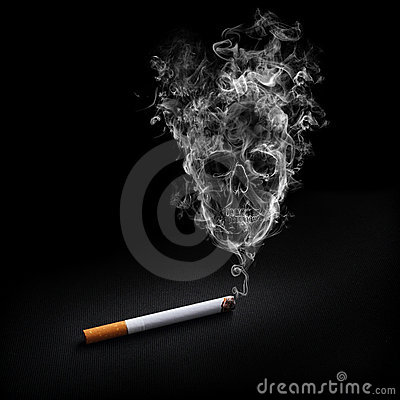 Free Smoking Cigarette Stock Photo - 21756860