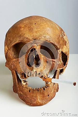 Free Smoking Kills Stock Photos - 17113713