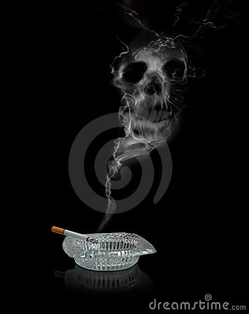 Free Smoking Kills Royalty Free Stock Photography - 4308347