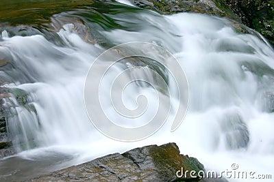 Smoky Mountain Waterfall