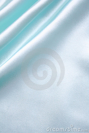 Smooth Elegant Blue Silk As Background Stock Image - Image: 8171411