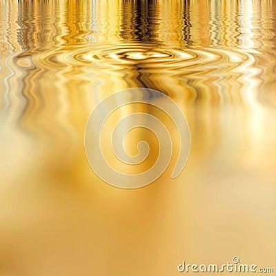 Smooth Liquid Gold