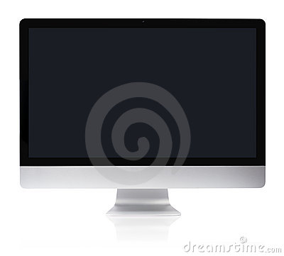 Free Smooth Monitor PC Computer Royalty Free Stock Photo - 16038005