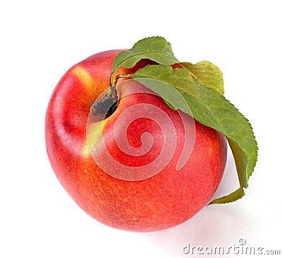 Smooth peach
