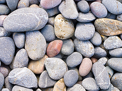 Smooth pebbles gallery for Smooth stones for landscaping