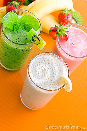Free Smoothie Royalty Free Stock Image - 5564596