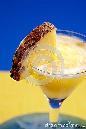 Smoothie ананаса