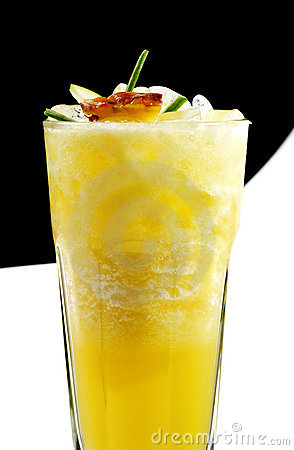 Smoothie - Pineapple with Apple