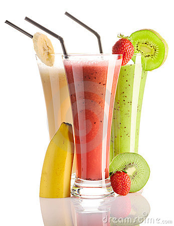 Free Smoothies Royalty Free Stock Photos - 15107758