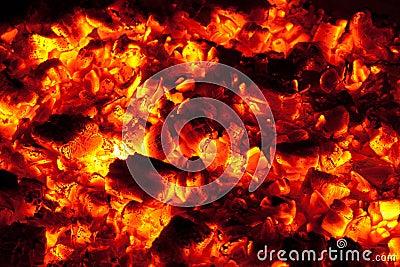 Smoulder charcoal texture