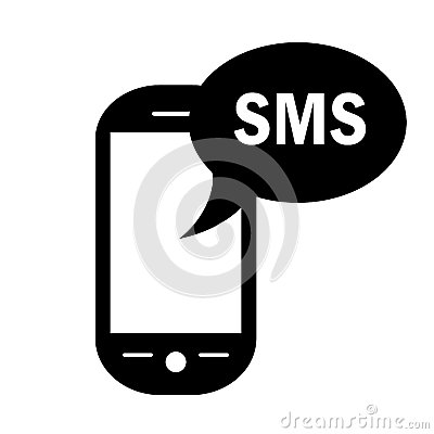 Sms Symbol Stock Photos - Image: 28154113