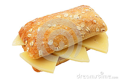 Snack of cheese