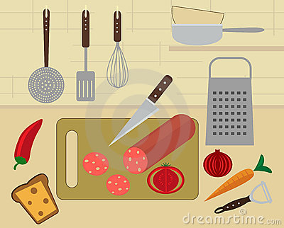 Snack preparation