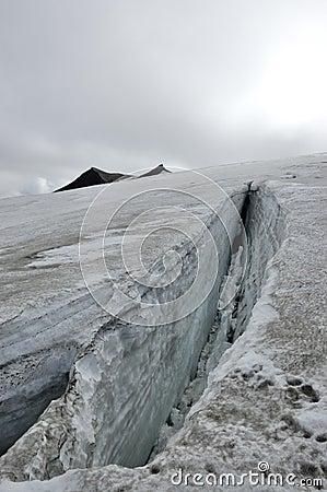 Free Snaefellsjokull Glacier, Iceland. Stock Images - 26655544