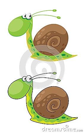 Snail funny