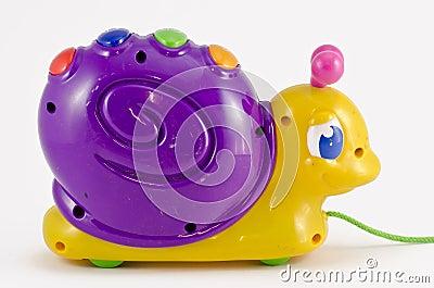 Snail toy