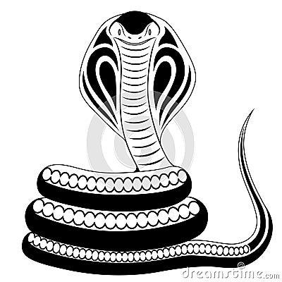 Snake, Cobra, tattoo