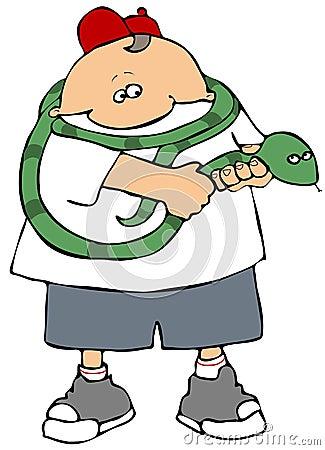 Snake Handler