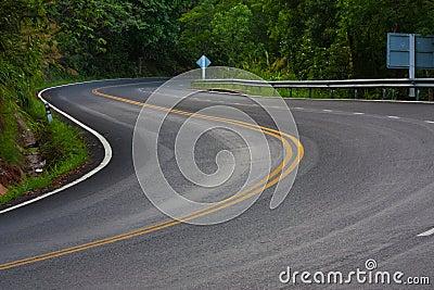 Snake Mountain Road