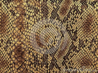 Snake skin pattern