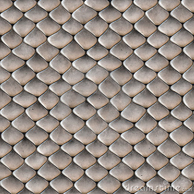 Free Snake Skin Scales Seamless Texture Stock Photo - 18518020