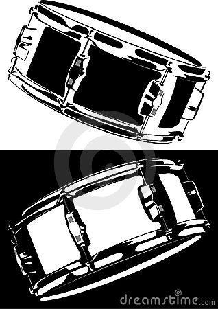 Drum Design Vector Download