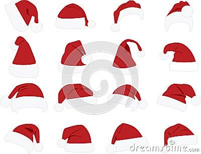 Snata claus hat