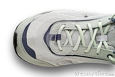 Sneakers lacing