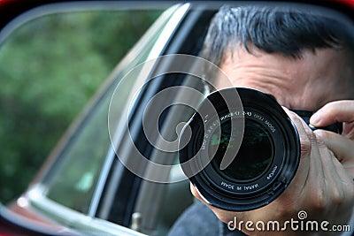 Sneaky Paparazzi