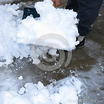 Sneeuwschop