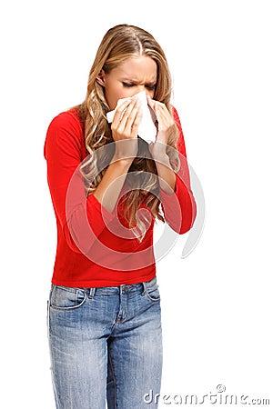 Free Sneeze Stock Photos - 26495003