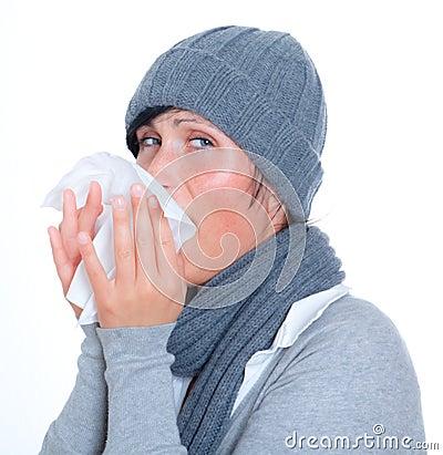 Sneeze people