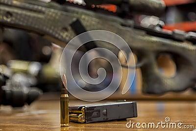 Sniper bullet