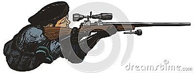 Sniper SWAT.