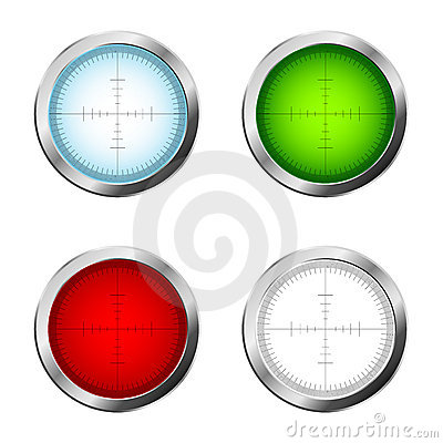 Free Sniper Target Royalty Free Stock Photography - 16939497