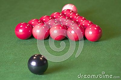 Snooker шариков